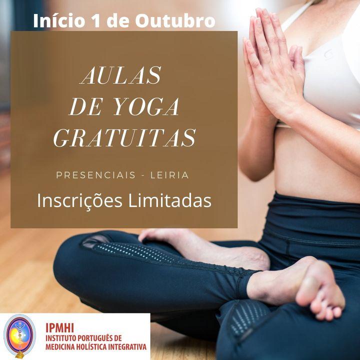 Aulas de Yoga Gratuitas