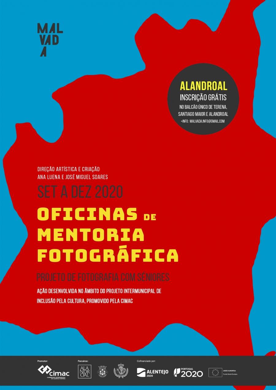 Oficinas de Mentoria Fotográfica