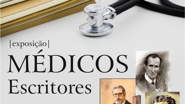 """Exposição """"Médicos Escritores"""""""