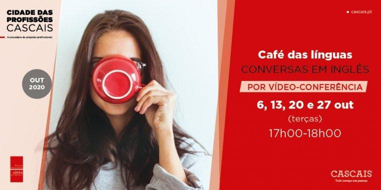 Café das Línguas - Conversas em inglês