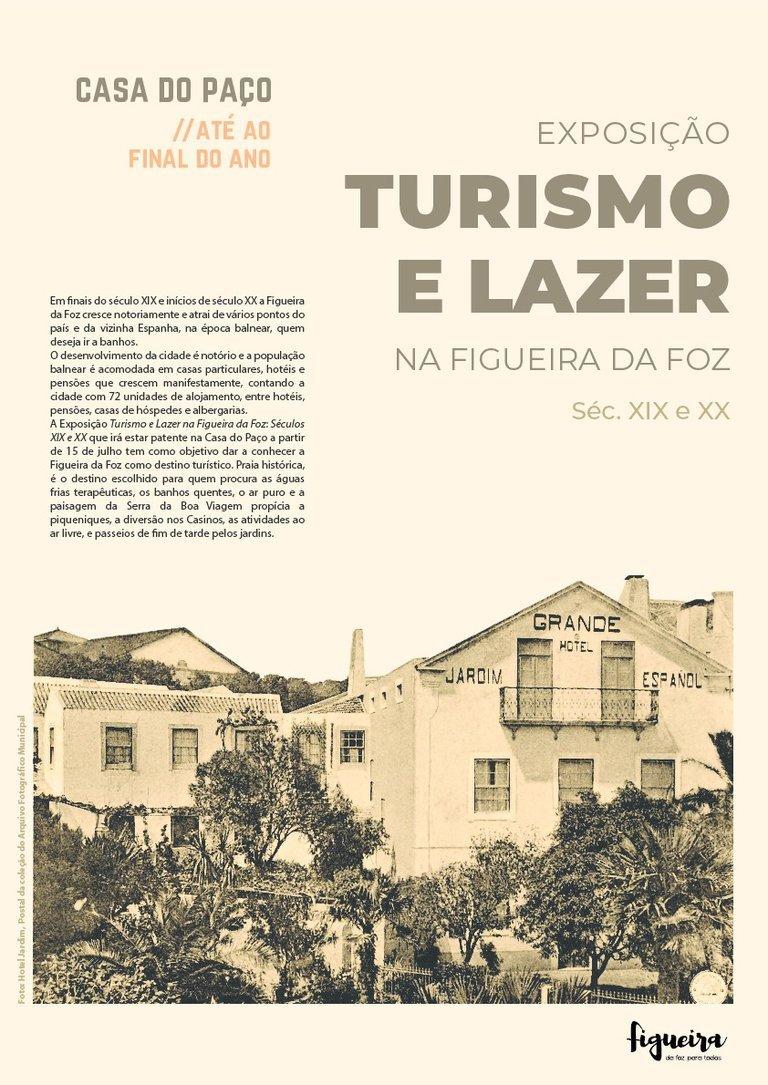 """Exposição foto-documental  """"Turismo e Lazer na Figueira da Foz: Séculos XIX ..."""