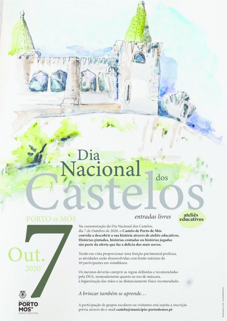 Dia Nacional dos Castelos com entradas livres