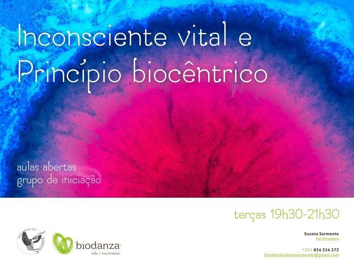 Biodanza Grupo de iniciação