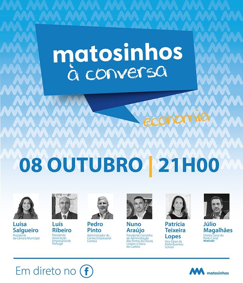 Matosinhos à Conversa