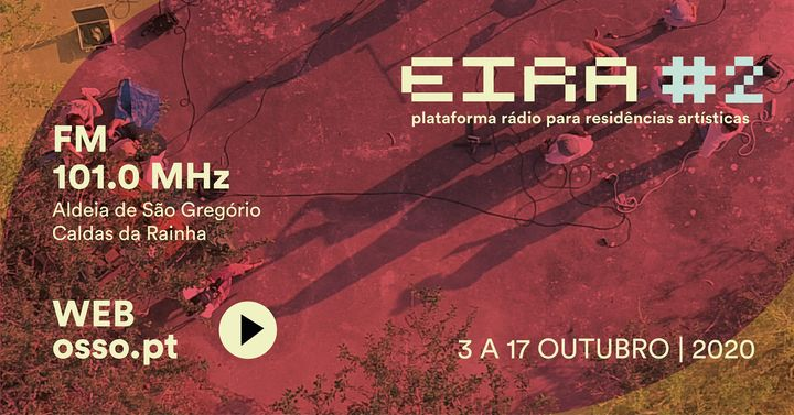 EIRA #2 - Plataforma rádio para residências artísticas