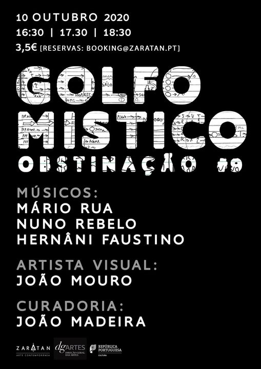 GOLFO MÍSTICO #9 (Obstinação)