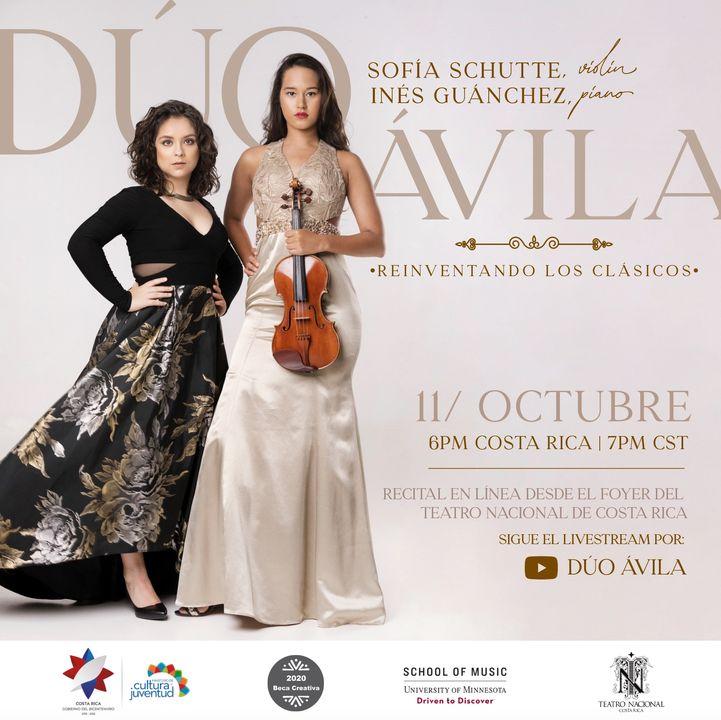 Duo Ávila: Reinventando los Clásicos