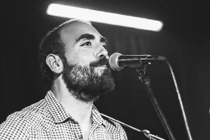 Jorge Navarro en concierto