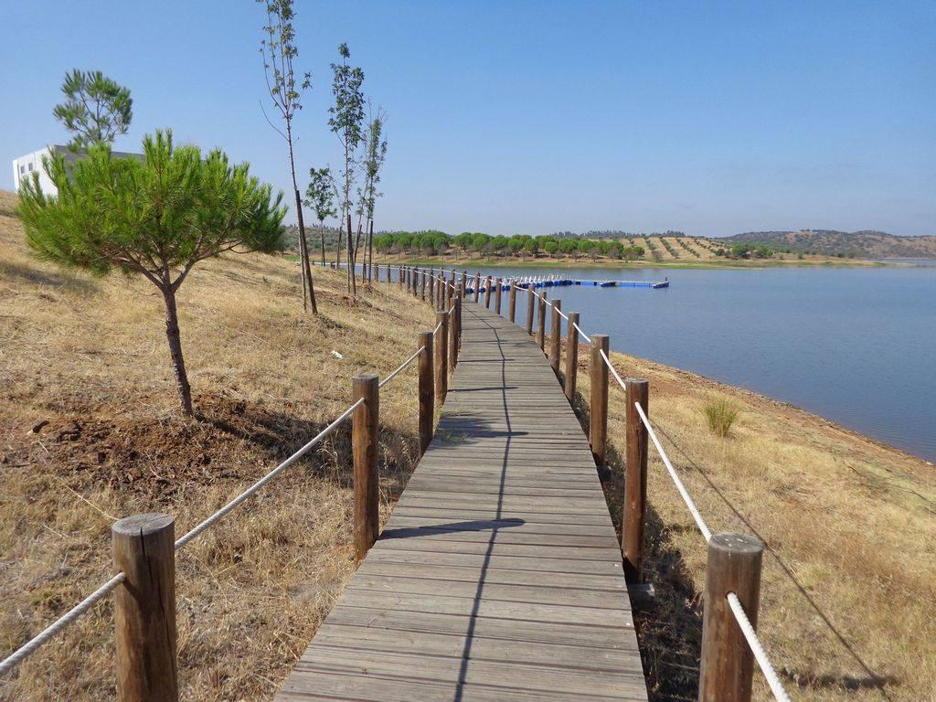 Caminhando no Grande Lago do Sul