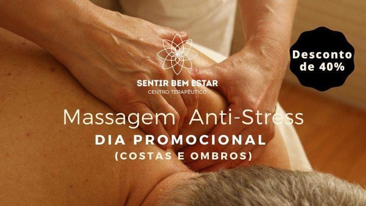 Massagem Anti-Stress (Dia promocional)