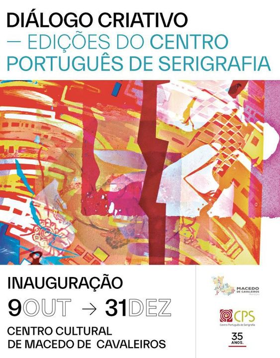 Diálogo Criativo - Edições do Centro Português de Serigrafia