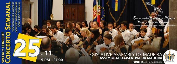 Orquestra de Bandolins da Madeira 2020/2021