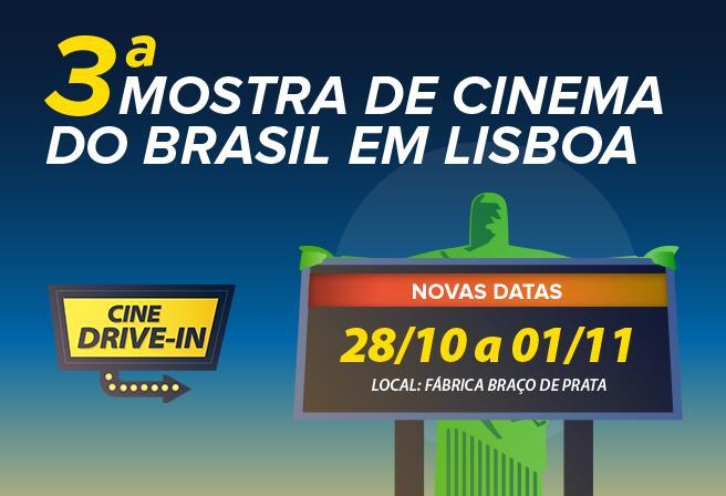 Drive-in | 3ª Mostra de Cinema do Brasil em Lisboa