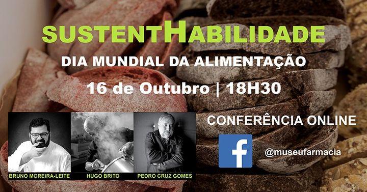 Conferência 'SustentHabilidade - Alimentação e Gastronomia'