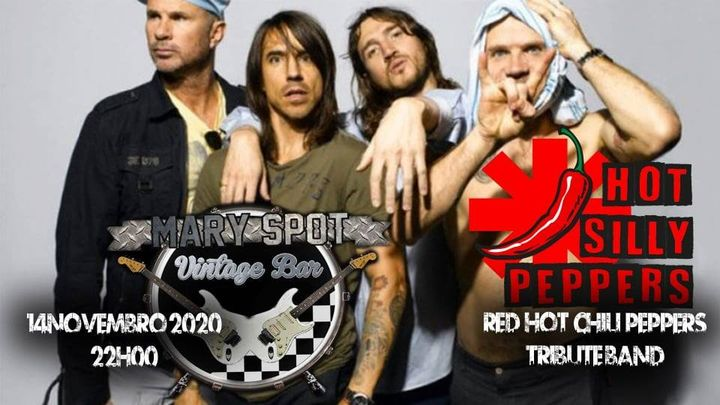 Hot Silly Peppers - Banda Tributo a Red Hot Chili Peppers