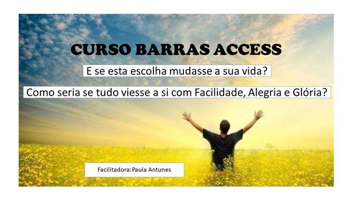 CURSO De Barras Access®