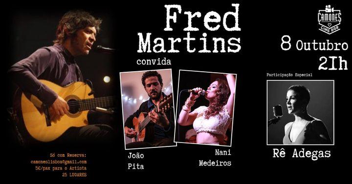 Fred Martins e Convidados