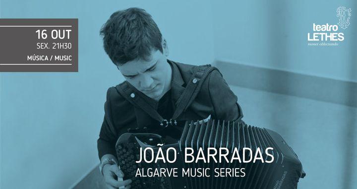 João Barradas - Algarve Music Series
