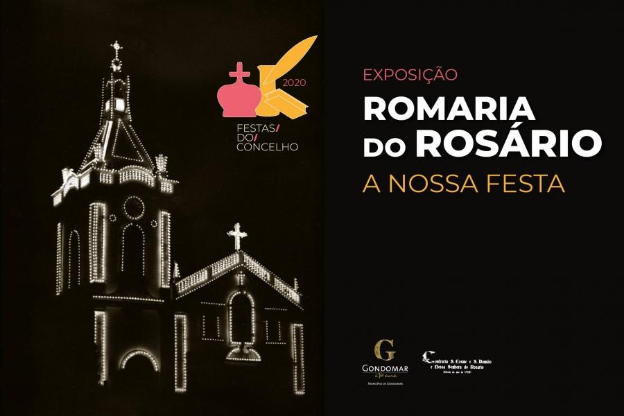 Exposição Romaria do Rosário