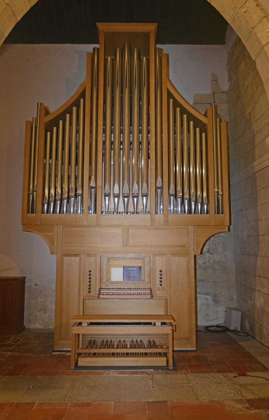 Ciclo de Concertos de Santo André - Concerto de canto e órgão