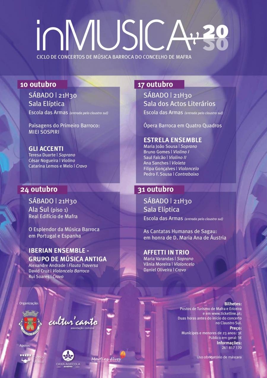 Ciclo de Concertos In'Musica com Affetti in trio