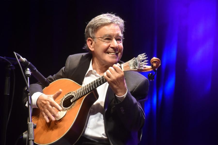 Ciclo de Música 'Guitarras' Concerto por Mestre António Chainho