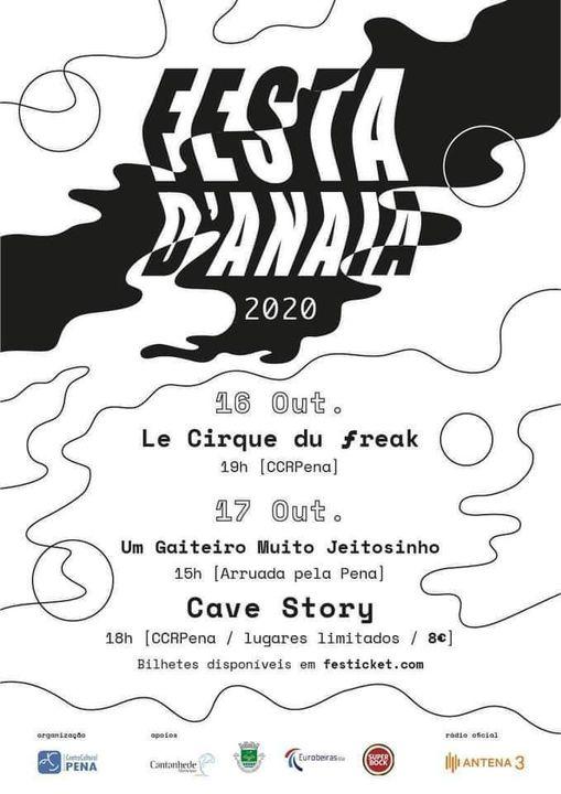 FESTA D´ANAIA 2020