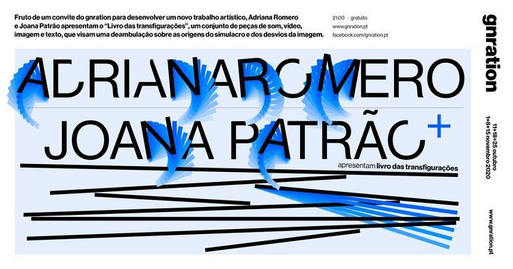 Adriana Romero+Joana Patrão - Livro das Transfigurações · online