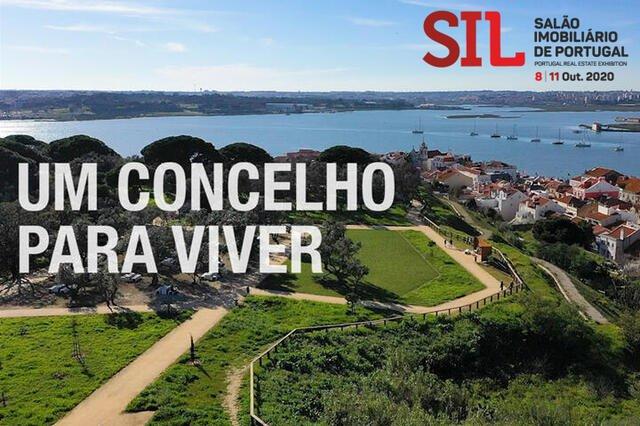 Município do Seixal no Salão Imobiliário de Lisboa