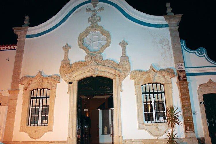 Capela do Espírito Santo dos Mareantes