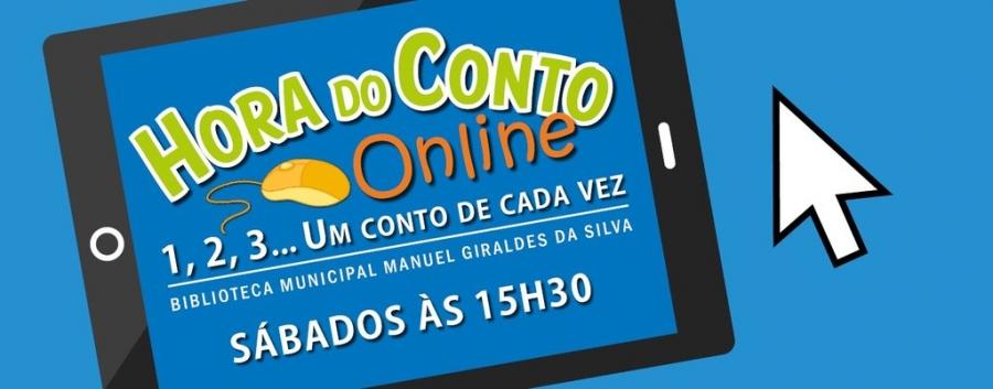Hora do Conto Online