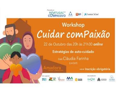 Workshop   Cuidar-se comPaixão – Estratégias de autocuidado