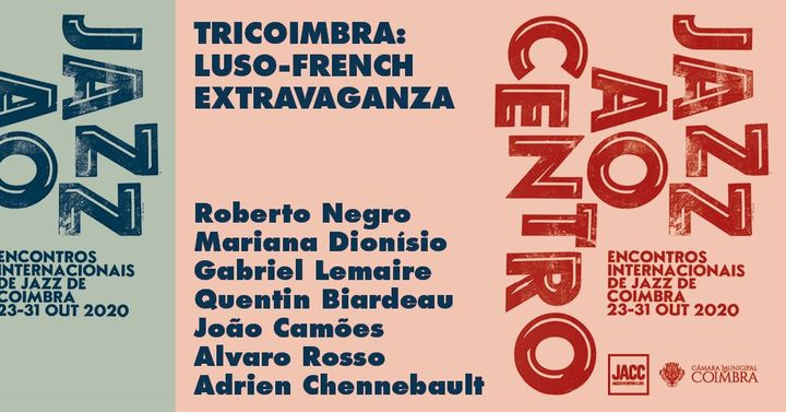Jazz ao Centro 2020 | TriCoimbra 7