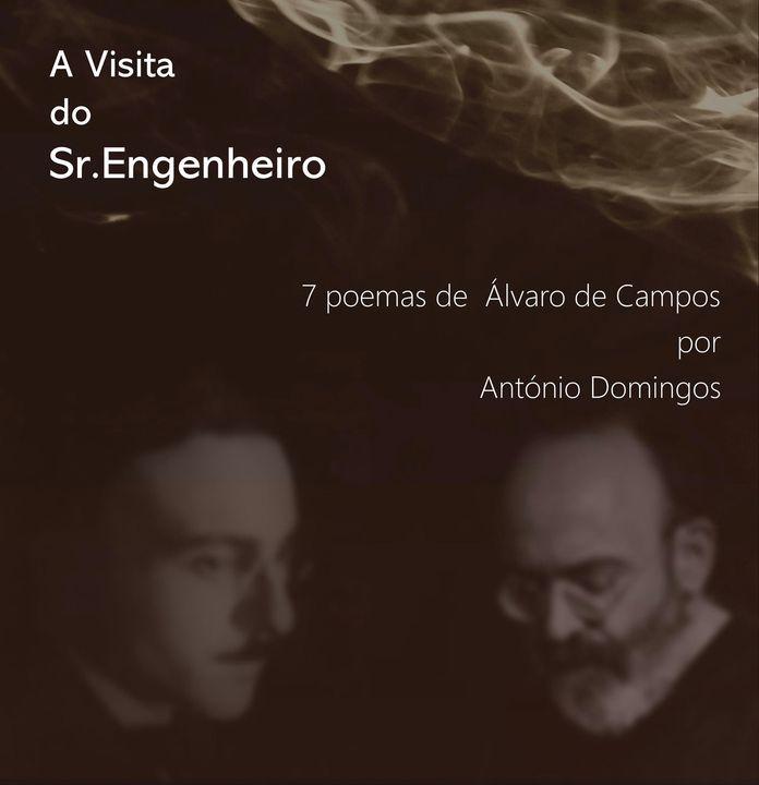A visita do Sr. Engenheiro_ António Domingos
