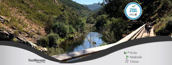 Passadiços do Paiva + Ponte Suspensa (a confirmar)