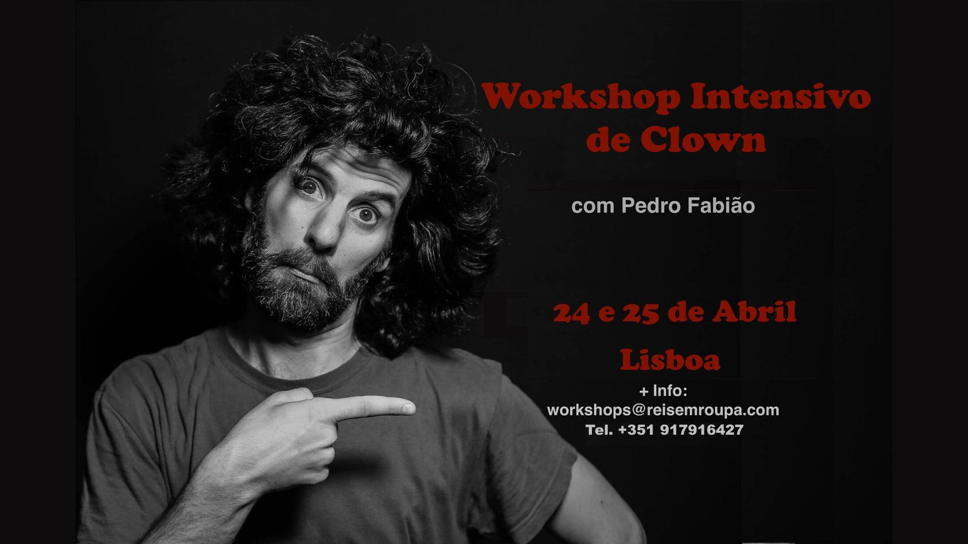 Workshop Intensivo de Clown
