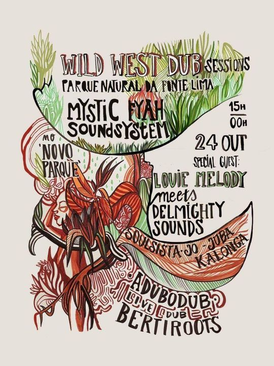 WILD WEST DUB SESSIONS