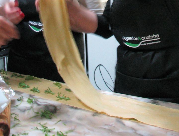 Pastas Vegetarianas - Pós Laboral - vagas