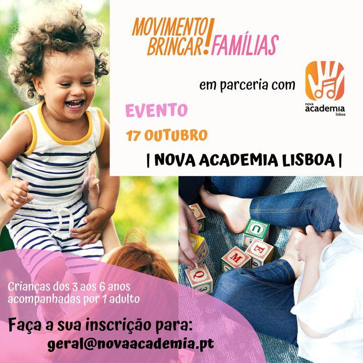 Movimento Brincar! Famílias