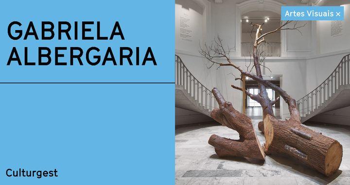 Gabriela Albergaria > A Natureza Detesta Linhas Retas