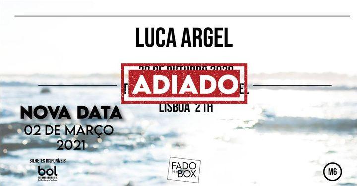 Luca Argel - Lisboa