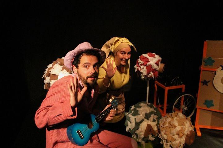 'Balbucia', teatro p/ bebés p'la Animateatro