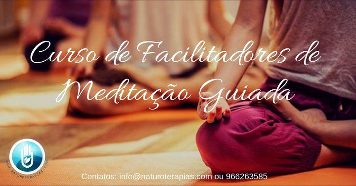 Curso de Facilitadores de Meditação Guiada e Mindfulness