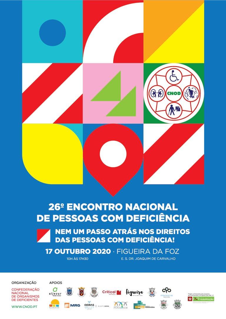 26º Encontro Nacional de Pessoas com Deficiência marca o arranque da Semana ...
