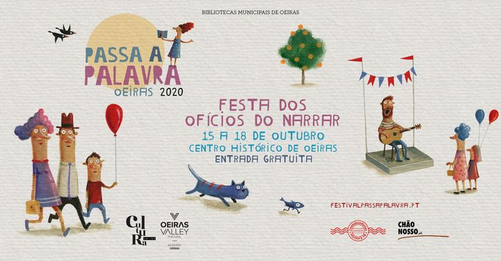 Festival Passa a Palavra 2020