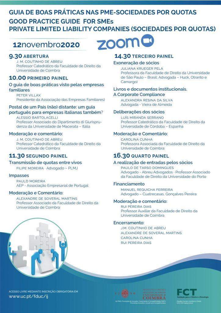 GUIA DE BOAS PRÁTICAS NAS PME-SOCIEDADES POR QUOTAS