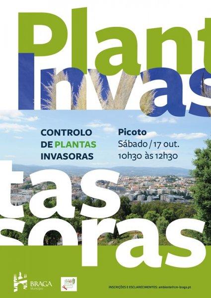Controlo de Plantas Invasoras