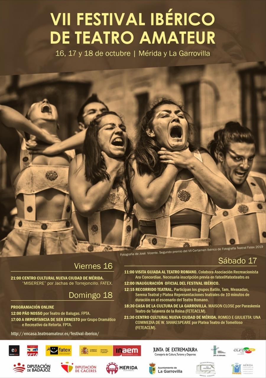 VII Festival Ibérico de Teatro Amateur