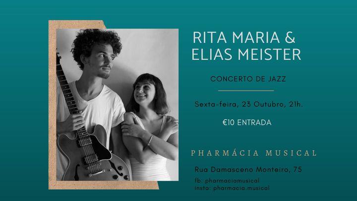 Rita Maria e Elias Meister