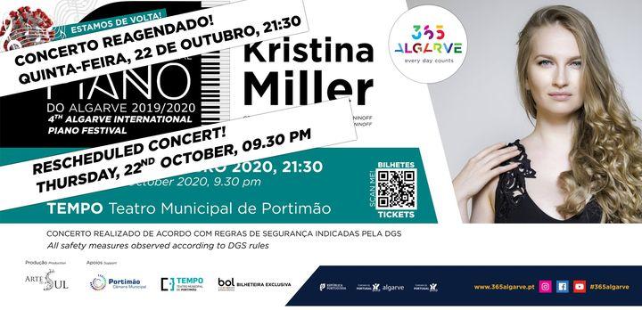 Kristina Miller: Petrushka de Igor Stravinsky | Portimão